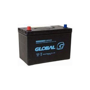 battery plus μπαταρια αυτοκινητου global smf nx100 s6s 12v 45ah 430CCA εκκίνησης