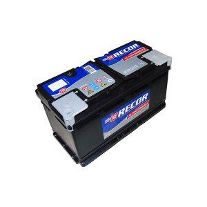 battery plus μπαταρια αυτοκινητου recor 12v 100ah 840CCA EN L5 100