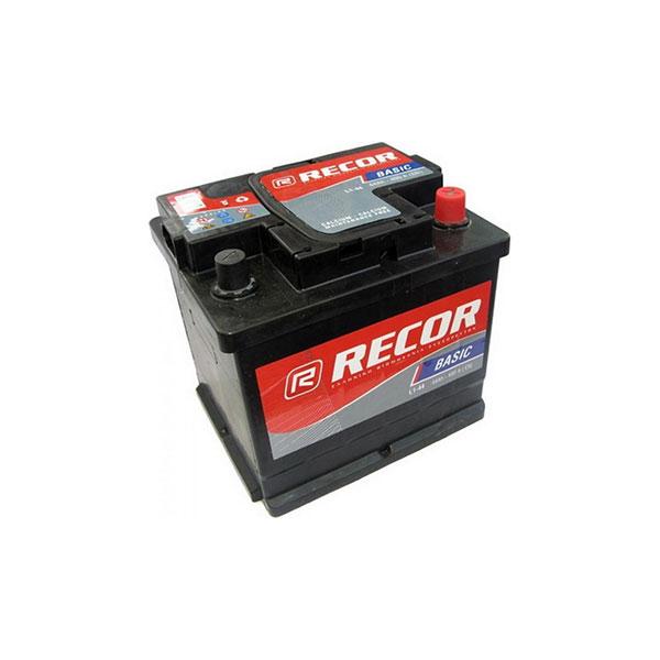 battery plus μπαταρια αυτοκινητου recor 12v 55ah 480CCA EN L2 55