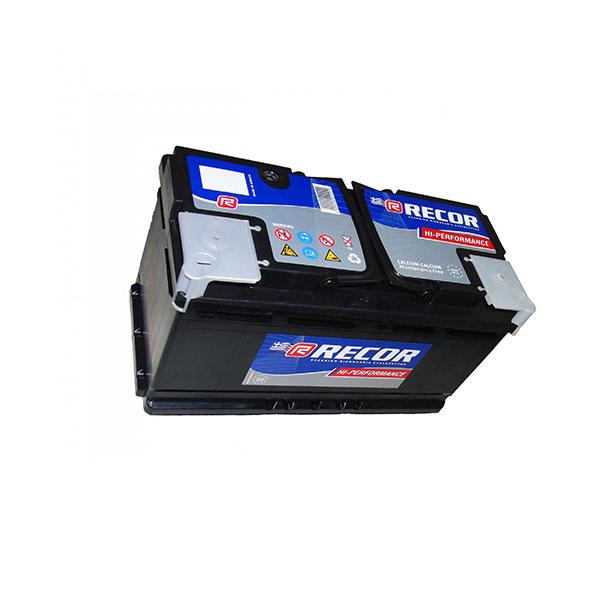 battery plus μπαταρια αυτοκινητου recor 12v 75ah 640CCA EN L3 75