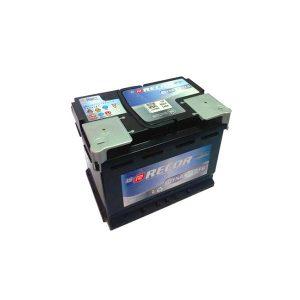 battery plus μπαταρια αυτοκινητου recor start stop efb l2efb60 60ah