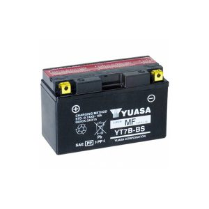 battery plus Μπαταρία μοτοσυκλετών YUASA TAIWAN YT7B BS 12V 6.5 10HR Ah 120 CCA EN εκκίνησης mpataria motosykletwn