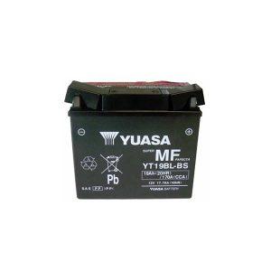 battery plus Μπαταρία μοτοσυκλέτας YUASA YT19BL BS 12V 17.7 51913 170 CCA EN εκκίνησης mpataria motosykletwn