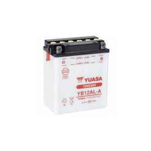battery plus Μπαταρία μοτοσυκλετών YUASA B12AL A12V 12 10HR 165 CCA EN εκκίνησης mpataria motosykletwn