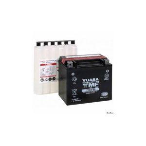 battery plus Μπαταρία μοτοσυκλετών YUASA Maintenance Free YTX20 BS 12V 18 10HR Ah 270 CCA EN εκκίνησης mpataria motosykletwn