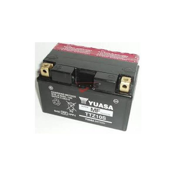 battery plus Μπαταρία μοτοσυκλετών YUASA TAIWAN MF TTZ10S YTZ10S BS 12V 8.6 10HR Ah 190 CCA EN εκκίνησης mpataria motosykletwn