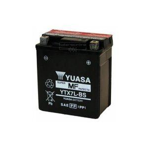battery plus Μπαταρία μοτοσυκλετών YUASA TAIWAN YTX7L BS 12V 6 10HR Ah 100 CCA EN εκκίνησης mpataria motosikletwn
