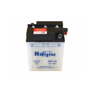 battery plus μπαταρία μοτοσυκλέτας haijiu B386A6V13AH mpataria motosykletas