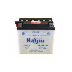 battery plus μπαταρία μοτοσυκλέτας haijiu HB16ba1yb16ba116ah mpataria motosykletas