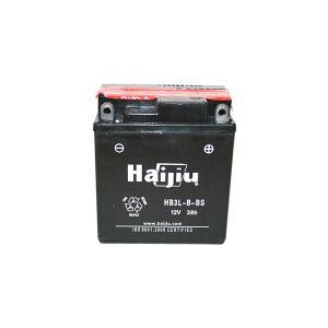 battery plus μπαταρία μοτοσυκλέτας haijiu HB3LBBS mpataria motosykletas