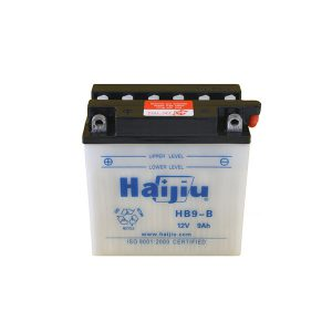 battery plus μπαταρία μοτοσυκλέτας haijiu HB9B12N94B1YB9B9AH mpataria motosykletas