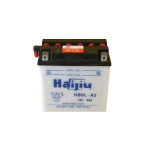 battery plus μπαταρία μοτοσυκλέτας haijiu HB9LA212N9 mpataria motosykletas