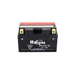 battery plus μπαταρία μοτοσυκλέτας haijiu HTZ10SBSMY mpataria motosykletas