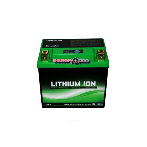 battery plus μπαταρία μοτοσυκλέτας skyrich LFP312V8AH180A mpataria motosykletas