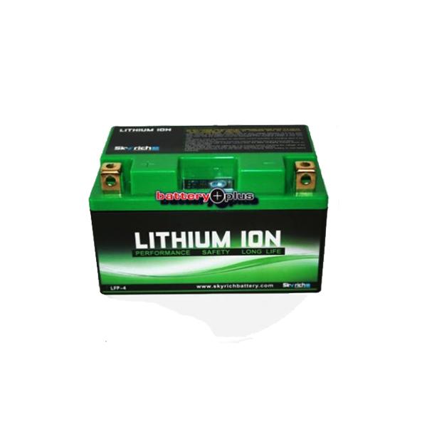 battery plus μπαταρία μοτοσυκλέτας skyrich LFP412V10AH210A mpataria motosykletas