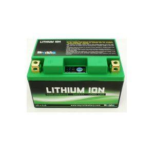 battery plus μπαταρία μοτοσυκλέτας skyrich LFP4PLUS12V10AH mpataria motosykletas