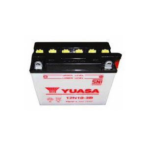 buttery plus Μπαταρία μοτοσυκλετών YUASA 12N10 3B 12V 10 10HR 103 CCA EN εκκίνησης mpataria motosykletwn